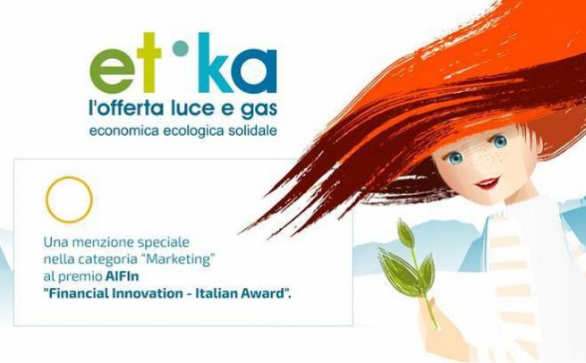 Etika: progetto premiato a Milano